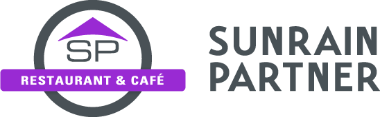 SUNRAIN Partner Logo - Restaurant & Cafe